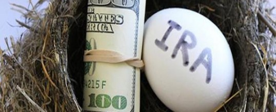 High Earners Should Consider A 'Back Door' Roth IRA